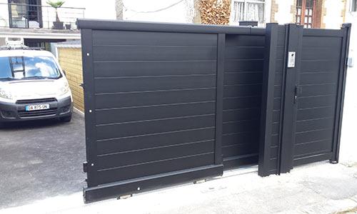 portail-coulissant-derriere-portillon-securite-motorisation-colombes-92