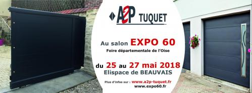 A2p tuquet au salon expo 60 beauvais